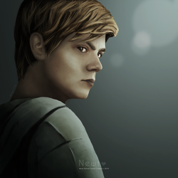 Newt - The Maze Runner (Fanart) by Yraine