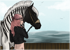 Come Sail Away by NorthEast-Stables