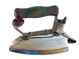 Iron Transparent PNG by AbsurdWordPreferred
