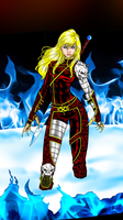 Magik (costume redesign) by PPPub