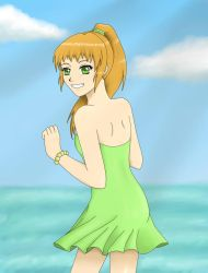 Summer! by 8coconut-chan8