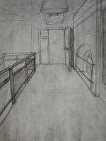 Unfinished Interior Sketch by Korra