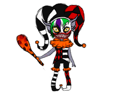 Little Jester Adopt NYP! (Closed) by ChaoticallyKhaos