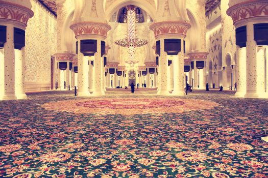 Grand Mosque by drnour