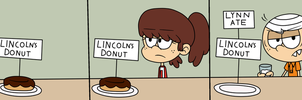 Lincoln's Donut by eagc7
