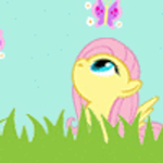 fluttershy gif sig (working now - personal use) by SkoffePony