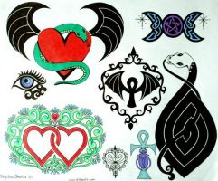 Flash Sheet 2 by PoisonAlice