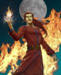 Blood elf mage by RedCorpse-Dezzer