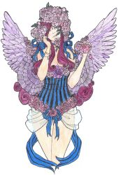 Flower Angel by House03
