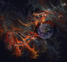 Planet in purgatory by eReSaW
