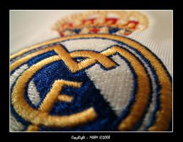 Real Madrid Logo by Mxxm10