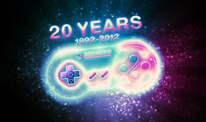 20 Years - Super Nintendo by secroit