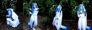 Corpse Bride cosplay by Lily-pily