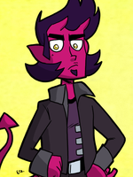 Planet Dolan - Hellbent by theEyZmaster