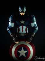 Captain America - The First Avenger by GustavoSD