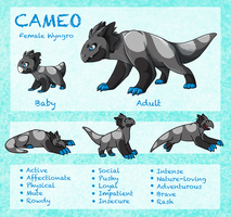 Cameo Adult Ref by ticticai
