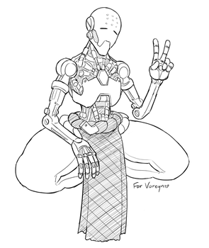 Zenyatta by SonicRocksMySocks