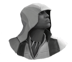 Connor Kenway by Alcarie