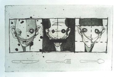 three possible reactions by stigmatattoo