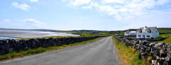 A Wide View: Aran Isles by Renartus