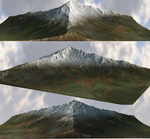 Mountains Resource PNG by 5p34k