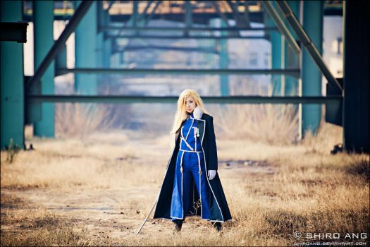 Full Metal Alchemist - 08 by shiroang