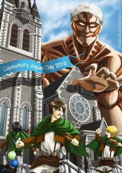 AOT: Behind The Cathedral by Chiaticle