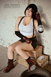 Tifa Lockhart by absolutequeen