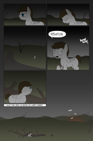 Fallout Equestria: Grounded page 40 by BoyAmongClouds