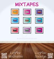 Mixtapes Gallery by Loz-Mac