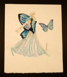 Butterfly Costume by Megumi-Urimeshi