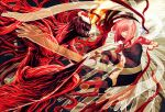 Carnage vs Lucy by Fahad-Naeem