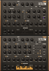 Getlow Synth for Kontakt by PureAV