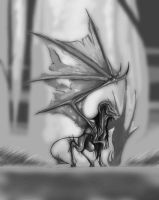 the Jersey Devil by Partin-Arts
