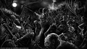 March of the Dead by AustenMengler