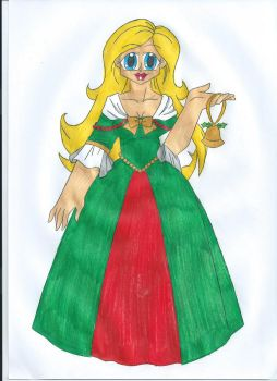 Holiday Treasures by animequeen20012003