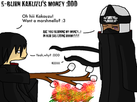 100 Ways to Annoy Akatsuki 5 of 100 by CongotehJackal