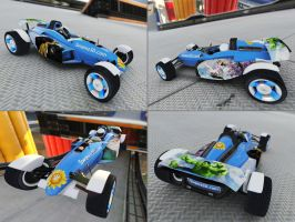 TrackMania 2 Stadium skin by Swawa3D