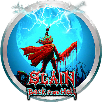 Slain Back From Hell by POOTERMAN
