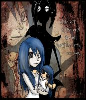 Coraline OC Niloh by 9Timothy9