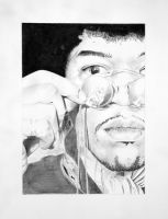 Jimmy Hendrix by resistanceispointles