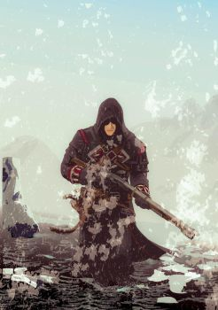 Assassin's Creed Rogue by Mik4g
