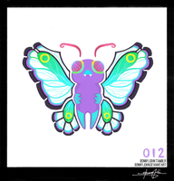 Butterfree! Pokemon One a Day