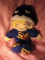 NARUTO Sleeping Plushie by Plushbox