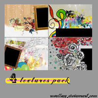 4 textures pack by revallsay