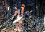 Borgakh sword orcish armor by swept-wing-racer
