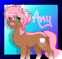 Amy by MistyMochi