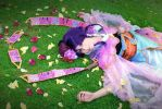 cosplay nozomi from love live 2 by Lucy-Dark-Dreams