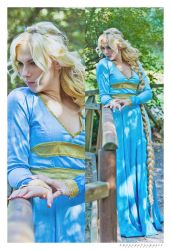 Fairytales Project - Rapunzel by TheLily-AmongThorns