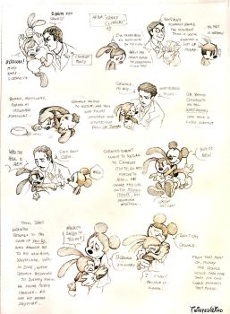 Disney brothers story by twisted-wind